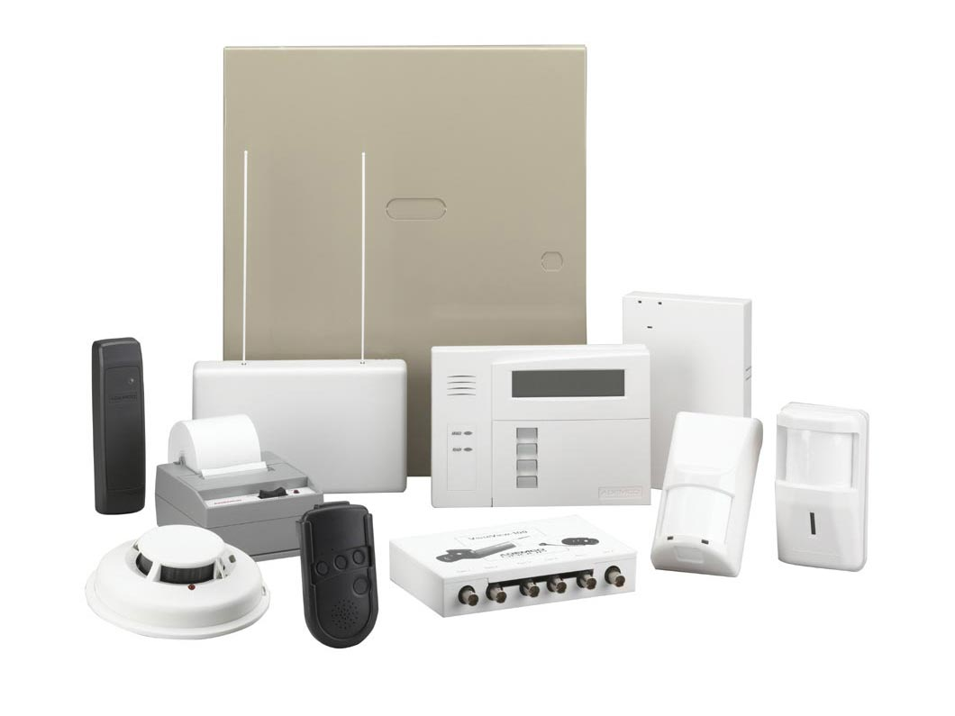 intrusion alarm systems text